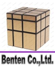 3x3x3 CY Gold зеркало Куб Magic Cube черный горячий продавать завод цена DHL FREESHIPPING высокое качество LLFA9068