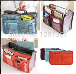 Nylon Cosmetic Book Bag Online | Nylon Cosmetic Book Bag for Sale