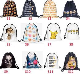 Discount Design Drawstring Backpack | 2017 Design Drawstring ...