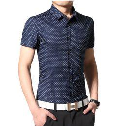 Discount Mens White Shirt Dots - 2017 Mens White Shirt Dots on ...