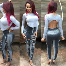 Discount Ripped Skinny Jeans For Girls | 2017 Ripped Skinny Jeans ...