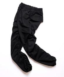 Discount Mens Designer Cargo Black Pants   2017 Mens Designer ...