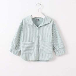 Discount Striped Jacket Girls | 2016 Girls Striped Winter Jacket