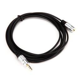 DC 3.5mm 10FT Premium 1/8 mâle à l'extension femelle Audio Câble câble OFC Ipod 2016