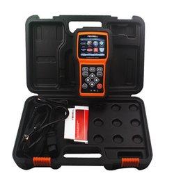 FOXWELL NT414 4 Sistemas ABS Airbag OBD2 / OBD Diagnóstico Escáner Multi Idioma