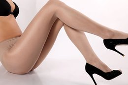 Wholesale Sexy Shiny Glossy Oil Stockings D T Crotch Shaping Pantyhose Leggings Sexy lingerie Pantyhose High Quality FX15