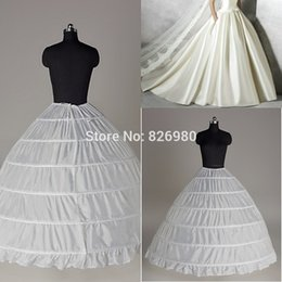 Wholesale New A Line Bridal Gown Hoop Ball Gown Crinoline Petticoats underskirt wedding dresses