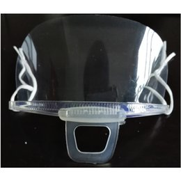 Wholesale reusable food service clear mask and good quality transparent face mask transparent sanitary for kitchen and restaurant