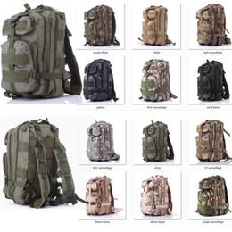 Retai lWholesale nylon 30L Desporto ao ar livre Mochila Tactical Militar Mochilas Caminhadas Trekking Bag transporte gratuito