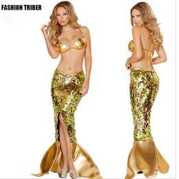 Wholesale estilo de trajes mayor atractivo europeo y americano de gama alta de la ropa interior atractiva uniformes atractivos del sujetador de la tentación de la sirena