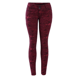 Discount Red Stretch Skinny Jeans | 2017 Red Stretch Skinny Jeans ...