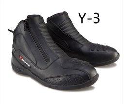 Мотоцикл Boots Мужчины гонки Y-3