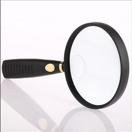 Wholesale 2016 New X X Jewels Magnifier Loupe Portable Reading Magnifier Lamp for Old People and Kids EGS