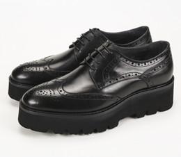 Mens Black Platform Dress Shoes Online | Mens Black Platform Dress ...