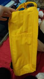 2016 venta caliente impermeable popular Kanken Mini / Classic Mochila kankens para los adolescentes deportes al aire libre bolsa de viaje Mochila envío gratuito