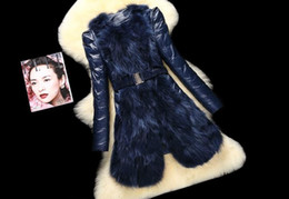 Black Sheepskin Coat Women Online | Sheepskin Leather Coat Women ...