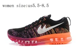 2016 Shoes Run Air Max 12 colors 2015 new air 100% original Max men's and women's running shoes 620469 hot sale sneakers free shipping sports shoes cheap Shoes Run Air Max