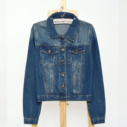 Discount Denim Jacket Women Wholesale | 2017 Denim Jacket Women