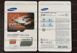16GB / 32GB / 64GB / 128GB Samsung EVO + Plus tarjeta SD Clase 10 / teléfono inteligente tarjeta micro TF tarjeta de C10 / Tablet PC Almacenamiento / Celular