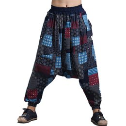 Discount Red Plaid Pants Men | 2017 Red Plaid Pants For Men on ...