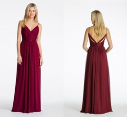 Wine Color Bridesmaid Dresses Online | Wine Color Bridesmaid ...