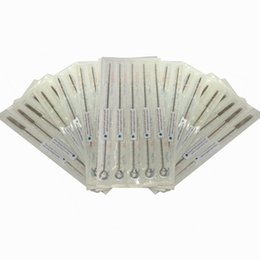Wholesale 100pc MIX packing DISPOSABLE STERILE TATTOO NEEDLES SIZE RL RS f M1