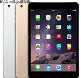 Для Ipad мини 4 нерабочий 1: 1 Размер манекен Ipad дисплея поддельные игрушки планшета Ipad мини 4 модели цветным дисплеем