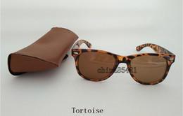 2017 woman uv sunglasses Tortoise New Designer Fashion Mens Womens Sunglasses UV Protection Sport Vintage Women Sun glasses Retro Eyewear With Original box cheap woman uv sunglasses