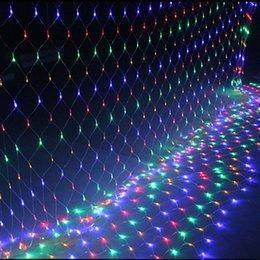 Net Lighting For Outdoors: 2016 net lighting for outdoors wholesale 10 sets New 100 LED Net mesh  String Light solar,Lighting