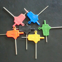 Wholesale 5Pcs Tattoo machine tool wrench for tattoo machine kit gun Tattoo machine adjust device hexagonal