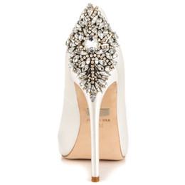 Discount Sexy Blue Rhinestone Bridal Shoes | 2017 Sexy Blue ...
