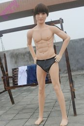 Wholesale 140cm male silicone sex doll for gay oral sex anal sex with two holes high quality sex doll for women