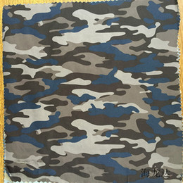 Wholesale 600D high quality three color camouflage for army Military fans soft comfortable fabric