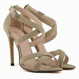 Yellow Ankle Strap Heels Online   Yellow Ankle Strap Sandal Heels