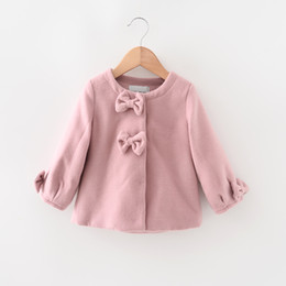Discount Baby Girl Blue Coats   2016 Baby Girl Blue Coats on Sale