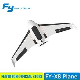 FeiyuTech RTF envergure modèle d'assemblage magasin de 2m officiel avec l'arpentage système Panda2 FY X8 OEB aérienne et de cartographie plane