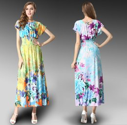 Discount Sea Beach Long Dress  2017 Sea Beach Long Dress on Sale ...