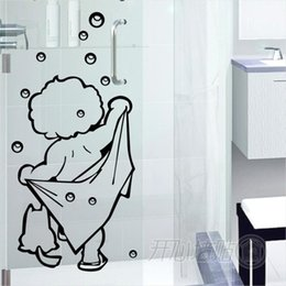Stickers For Shower Doors Online | Stickers For Glass Shower Doors ...