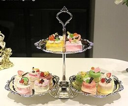 Party Supplies Serving Tray Plates Set 30*42CM