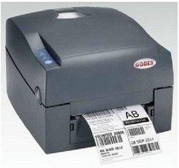 En gros étiquette Godex imprimante Barcdoe USB port autocollants marque imprimante Support autocollants papier G500U (203DPI) DHL livraison gratuite