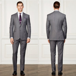 Cheap Grey Suits For Men Online | Cheap Grey Suits For Men for Sale