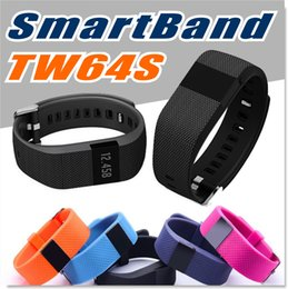 online shopping JW86 TW64S Smart Bracelet Fitness Heart Rate Smart band Wristband Tracker Bluetooth Watch for ios android TW64 upgraded version