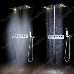 Discount Thermostatic Shower Systems | 2017 Thermostatic Shower ...