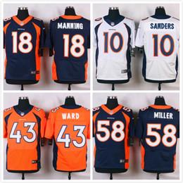 Wholesale nfl Denver Broncos Emmanuel Sanders Jerseys
