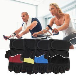 online shopping Gym Body Building Training Fitness Gloves Sports Equipment Weight lifting Workout Exercise breathable Wrist Wrap
