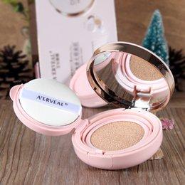 Wholesale Authentic maquillage Talavera Al Snail réparation coussin CC crème blanchissant BB Cream Concealer crème nue maquillage hydratante ZP01
