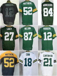 Hot Green Bay Packers 84 JARED ABBREDERIS Elite Jersey White  hot sale