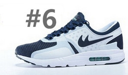 2016 Shoes Run Air Max Wholesale 2016 Max Zero QS 87 Running Shoes For Men New Color High Quality Brands Air Cushion Trainers Mens women Sports Shoes Free Shipping Shoes Run Air Max clearance