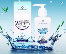 Wholesale 180ml Snow White Original Whitening Cream Face and Body Lotion Body Skin Care Cream