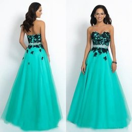 Discount Dark Turquoise Strapless Long Dresses  2017 Dark ...